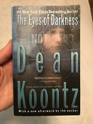 The Eyes of Darkness by Dean Koontz, 2008, Paperback