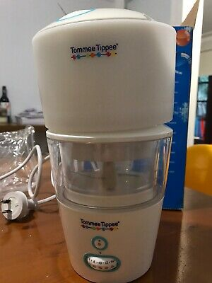Tommee Tippee All-in-one Food Processor - GREAT CONDITION (169.95 RRP)