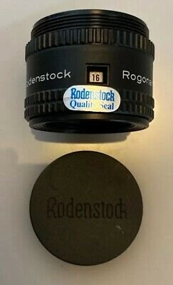 Rodenstock Rogonar 1:2.8 f=50mm Photographic Enlarger Lens, Excellent Condition