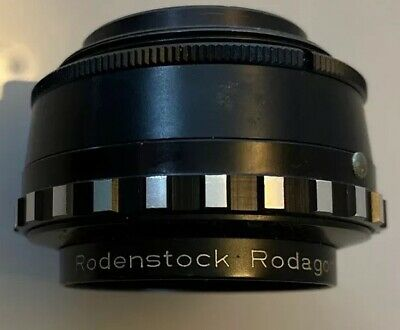 Rodenstock Rodagon 1:5.6 f=80mm Photographic Enlarger Lens, Great Condition