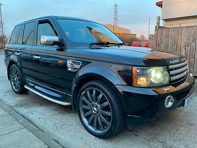 2007Land Rover Range Rover Sport 3.6TD V8 Top of the range/fsh/lots of extras