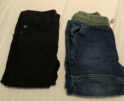 Baby Boys X2 Denim Jeans Trousers, From H&M / Babygap. 1.5 - 2years