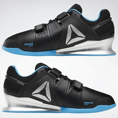 Reebok Legacy Lifter Womens Weightlifting Shoes Gym Lifting Trainers RRP £150