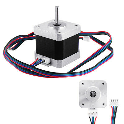 Geeetech Nema17 Stepper Motor with Skidproof Shaft Four Wire Two-phase 1.8 For