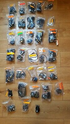 JOBLOT Mobile phone unlocking service cables and All manual phone connectors.
