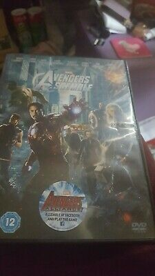 Marvel Avengers Assemble (DVD, 2012)
