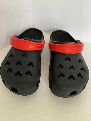 CROCS Disney Parks BRIAR ROSE GOLD CLOGS  Men 4 Women 6 NWT