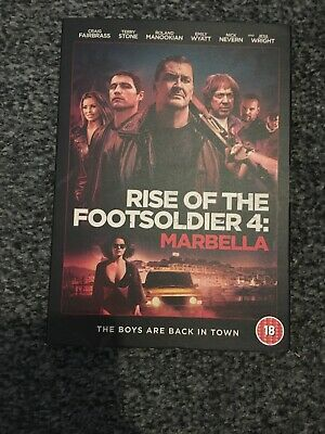 Rise of the Footsoldier 4 - Marbella [DVD] RELEASED 06/01/2020