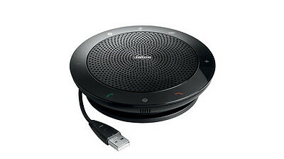 Jabra 7510-109 Conference Portable Bluetooth & USB Speakers 2-5 days shipping