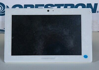 Crestron TSW-760-W-S 7in. Wall Mount Touchscreen  - White