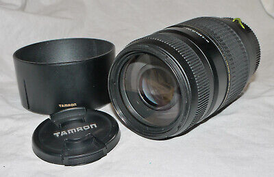 Tamron AF 70-300mm f4-5.6 Tele Macro 1:2 LD Di A17 Lens For Sony A / Alpha