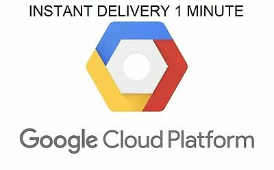 Google Cloud Platform $500 Credit Code | CAN USE IN TRAIL AC  - Fast Delivery