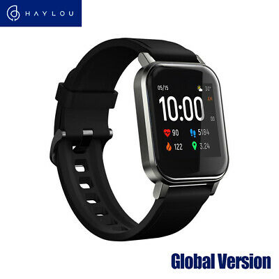 Haylou LS01 Smartwatch Orologio Fitness Tracker Waterproof per Android iOS E3J7
