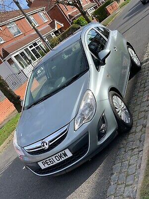 Vauxhall Corsa 1.3 Cdti 2011 £20 Road Tax