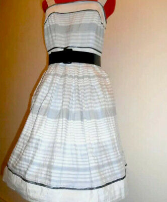 Original Vintage Sundress Rockabilly Pinup