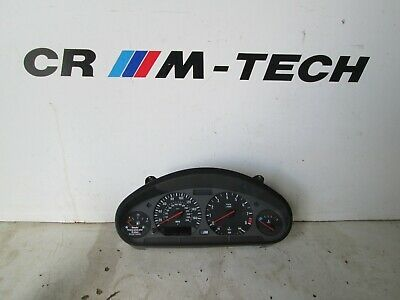 BMW E36 M3 3.2 speedo instrument cluster working manual 92000 miles only