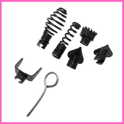 Manganese Steel Drain Cleaner Combination Cutter Head Set For Dredger Pipe Tools