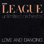 The Human League - Love And Dancing (1984) - League Unlimited Orchestra CD