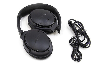 Bose Quietcomfort 35 Headphones With Noise Cancelling - Black - 759944-0010