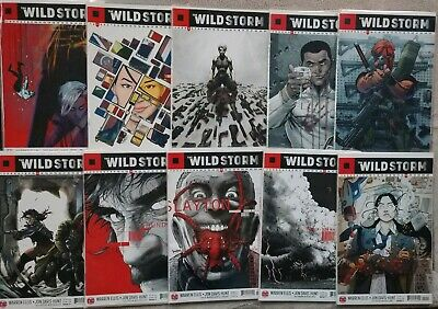 WILDSTORM //DC COMIC BOOK COLLECTION TPB SOFTCOVERSS ***VERY GOOD CONDITION***
