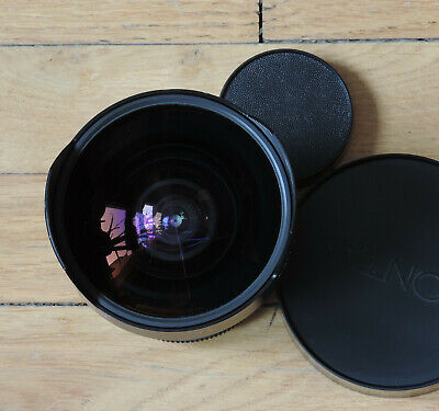15 mm 1:3.5 Distagon T* Carl Zeiss pour Contax