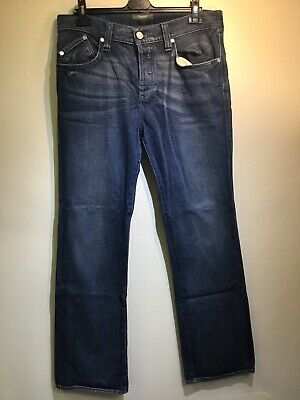 Rock and Republic Henlee Relaxed Fit Jeans. 36 Inch Waist. 34 Inch Inside Leg.
