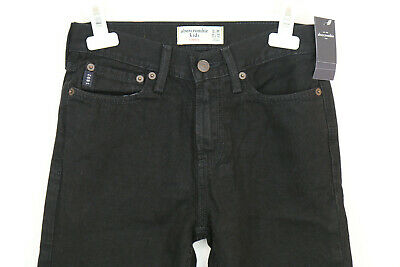 Abercrombie & Fitch Boys Straight  Fit Jeans 11/12