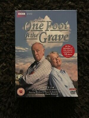One Foot In The Grave: (NEW & SEALED) Complete Series 1-6