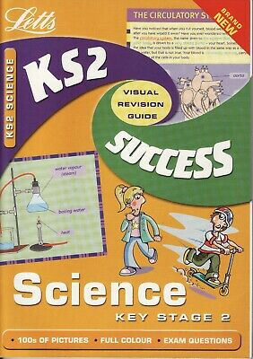 Letts Key Stage 2 Science Success Visual Revision Guide