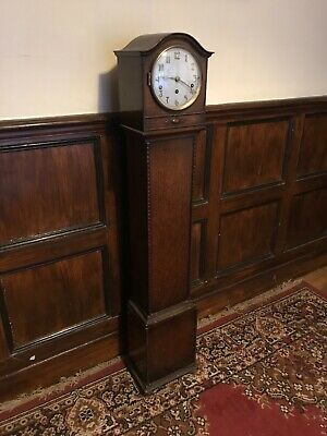 antique urgos grandmother clock