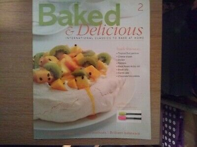 Baked And Delicious Cake Recipes Booklet