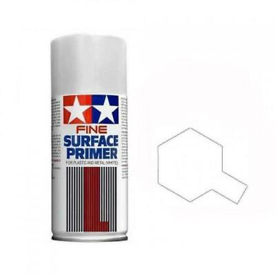 Tamiya 180ml Fine Surface Primer L White