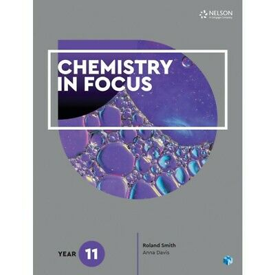 Chemistry In Focus - Year 11