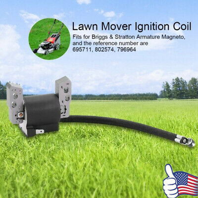 Power Engine Ignition Coil Module for Briggs&Stratton Armature Lawn Mower Motors