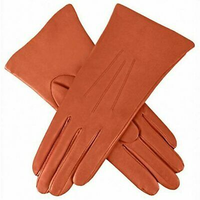 DENTS Jenifer Women's Classic Hairsheep Leather Gloves 7-1132 Soft Winter Warm