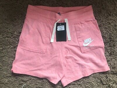 Nike Girls Kids Shorts (Pink) Ages 12-13 Years - BNWT