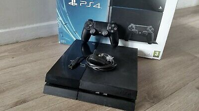 Sony PlayStation 4 (PS4) 500GB Console (Latest Sony firmware) Bargain!