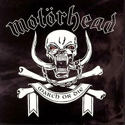 MOTORHEAD - March Or Die - CD - **Mint Condition**