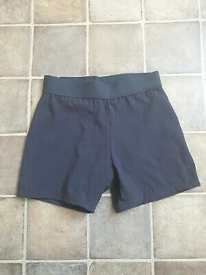 Girls Age 10-11 Navy Cycle Shorts