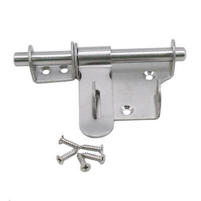 Bolts Safety Bolt Box Cupboard Door Brushed Padlock Furniture Bolt Gate Latch T