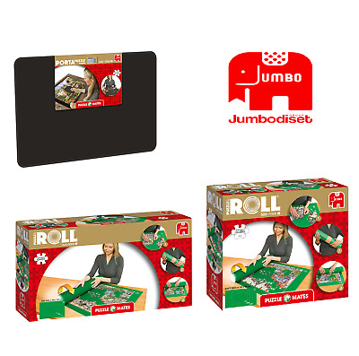 Jumbo Puzzle Mates Portapuzzle Board, Puzzle & Roll Up - 1000, 1500, 3000 Piece