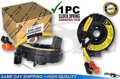 84306-06030 New Spiral Cable Clock Spring Sienna Camry Scion Airbag