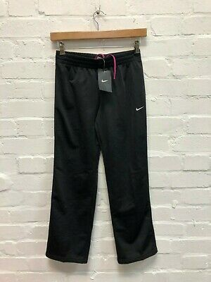 Nike Girl's Athletic Pants - Black - New