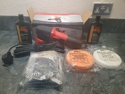 KESTREL DELTAYLO POWER PLUS POLISHER (DAS6 PRO) *Brand New + HEX Pads + Polish*