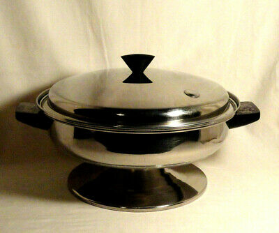 Vintage Gracious Lady Electric Skillet 11""