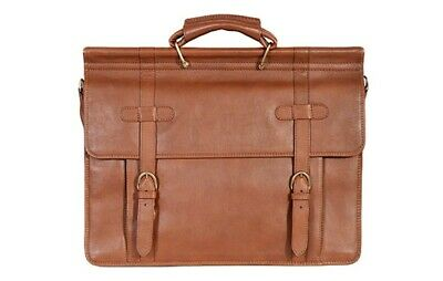 Scully Western Workbag Overnight Leather Travel 19 x 15 x 7 164-07
