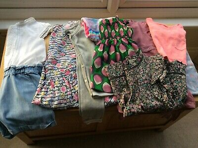 Girls Spring / Summer clothes bundle Age 8 - 9 years Next Great condition