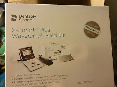 X Smart Plus Wave one Gold Kit