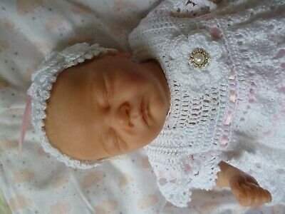 Reborn doll Charlotte by Laura Lee Eagles, full limbs, COA,