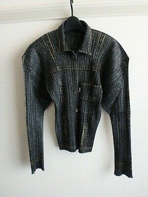 issey miyake pleats please tops size 4 made in japan NEAR MINT F/S shirts